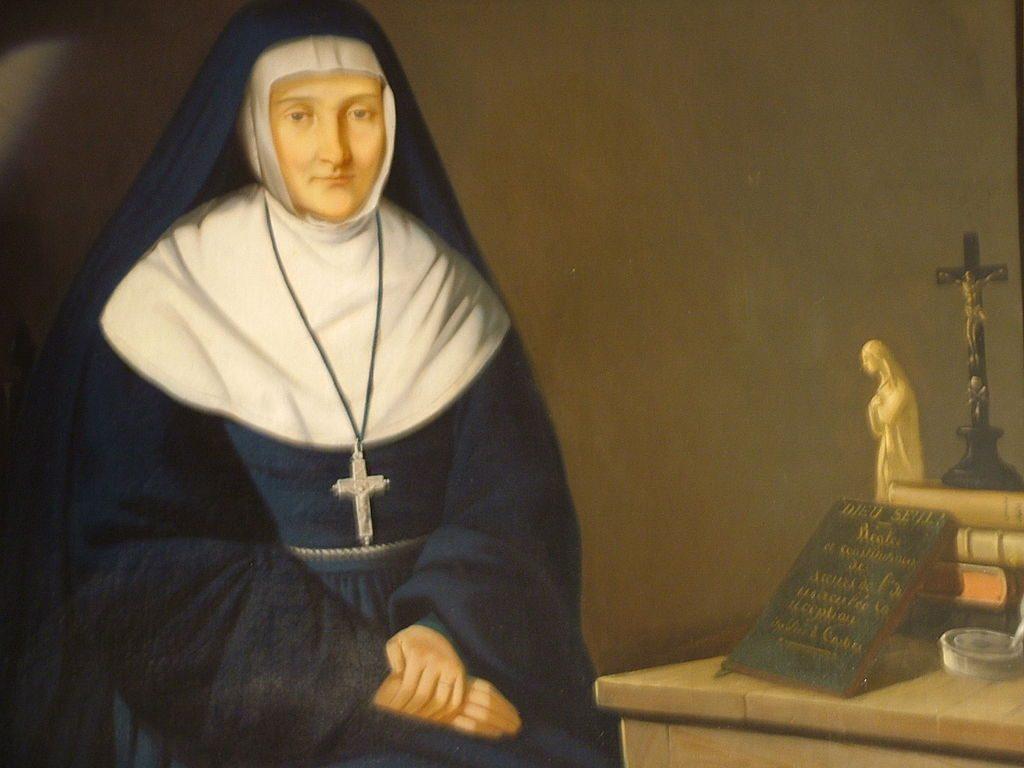 Santa Juana Emilia de Villeneuve